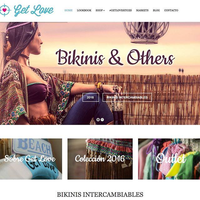 diseño web tienda online bikinis