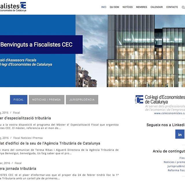 Comissió d'Assessors Fiscals del Col·legi d'Economistes de Catalunya
