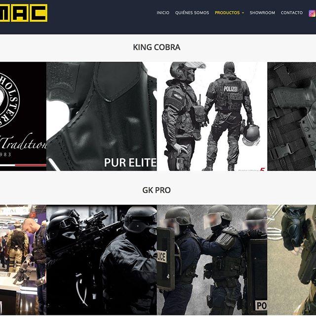 diseño web uniformes