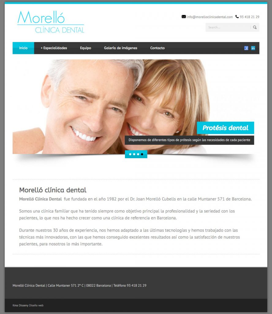 morello clinica dental