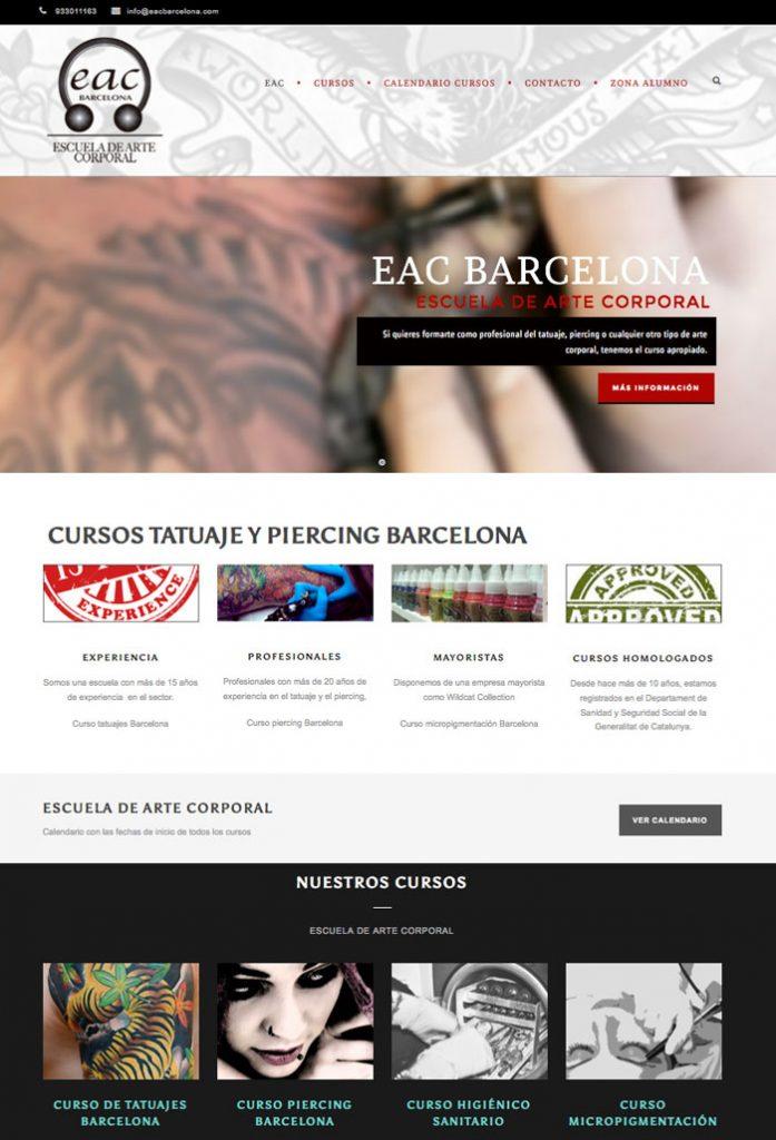 cursos tatuajes Barcelona