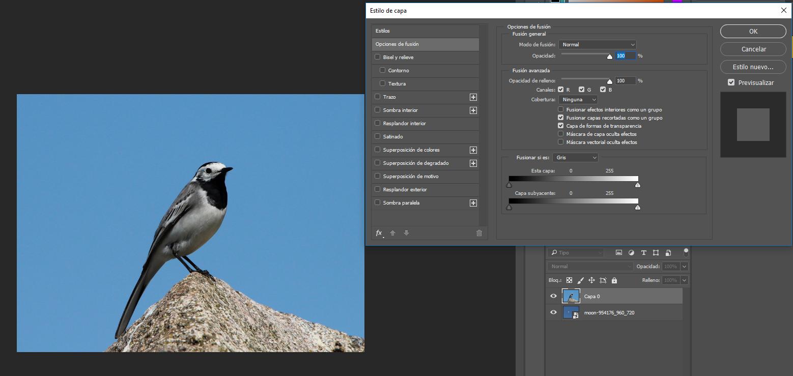 Tutorial en español Cambiar cielo con Photoshop, el método más sencillo.