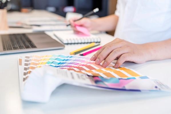 paleta de colores para diseñar logos