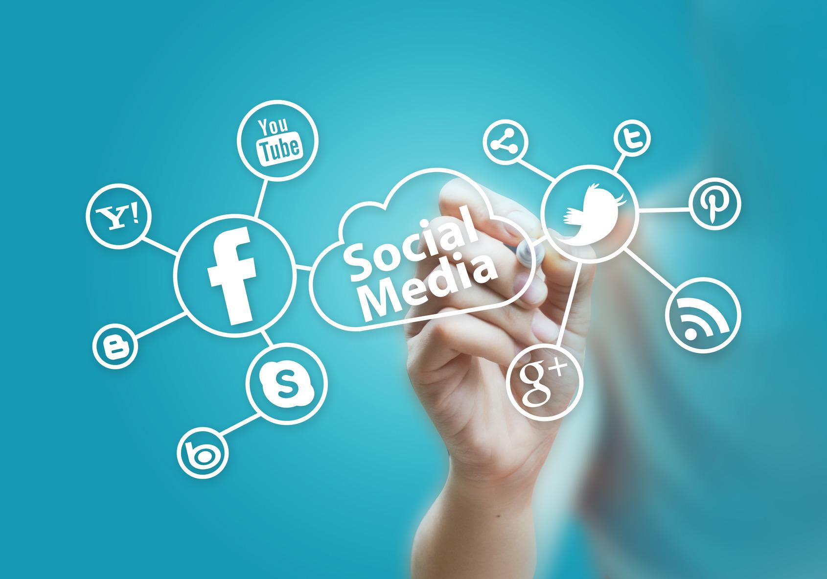 gestión redes sociales